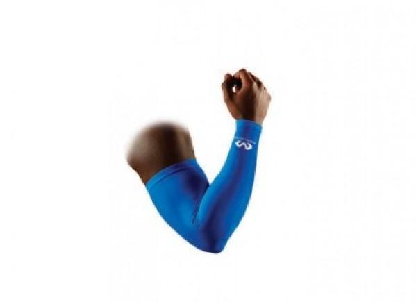 Stitnici za ruke plavi odbojka | Suterski rukavi kosarka McDavid