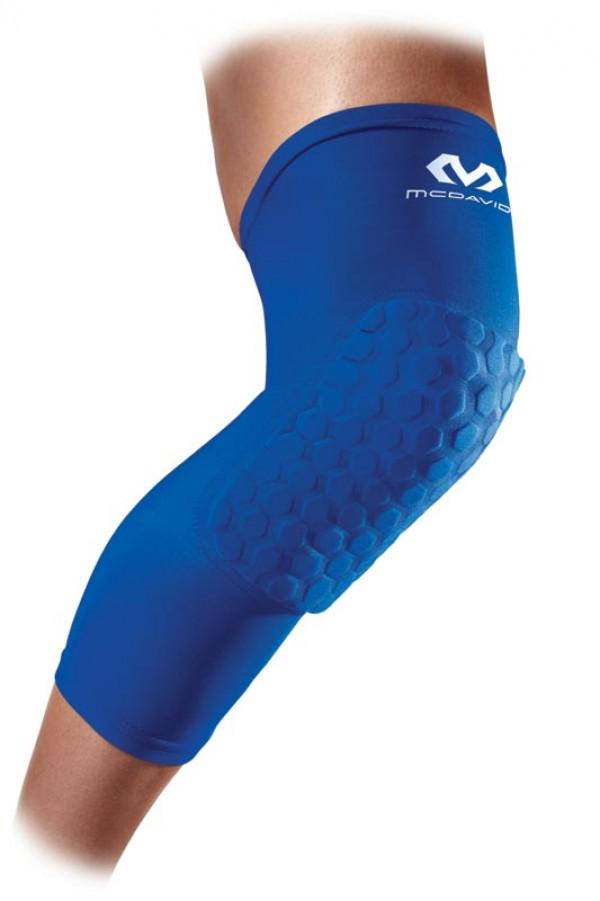 Stitnici za kolena plavi kosarka | Stitnici za kolena za odbojku