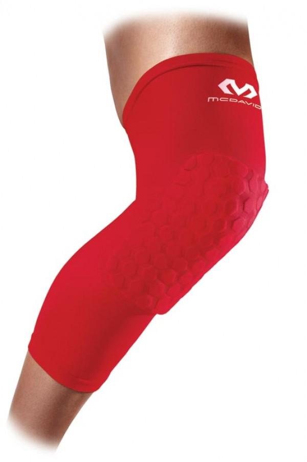 Stitnici za kolena crveni kosarka | Stitnici za kolena za odbojku
